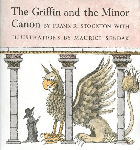9780060297312: The Griffin and the Minor Canon