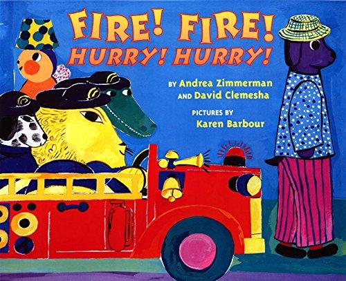 9780060297602: Fire! Fire! Hurry! Hurry!