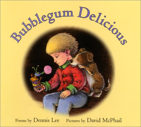 9780060297732: Bubblegum Delicious: Poems