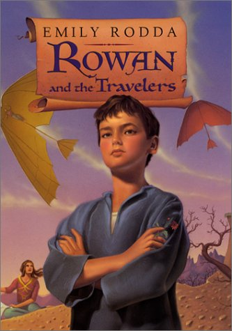 Rowan and the Travelers (Rowan of Rin): Rodda, Emily
