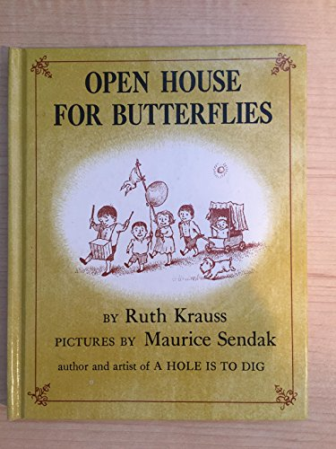9780060298029: Open House for Butterflies
