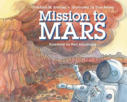 9780060298074: Mission to Mars (I Can Read Book)