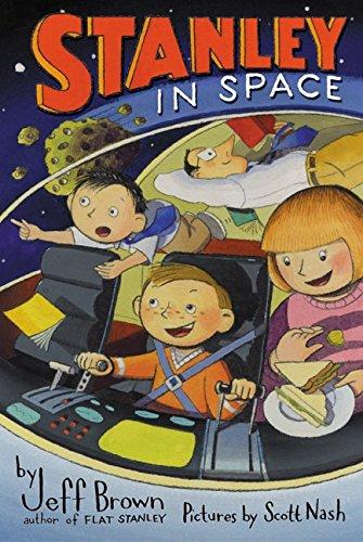 9780060298272: Stanley in Space (Flat Stanley)