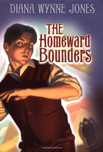9780060298869: The Homeward Bounders