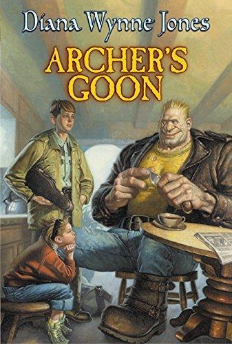 9780060298890: Archer's Goon