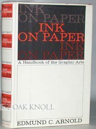 9780060302702: Ink on Paper