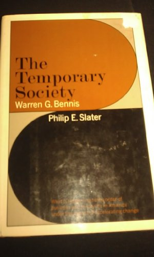 9780060306250: Temporary Society