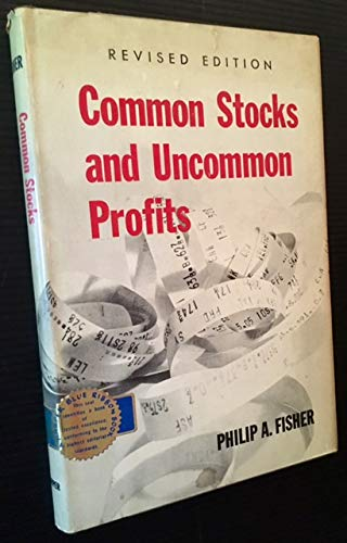 9780060321604: Common Stocks and Uncommon Profits