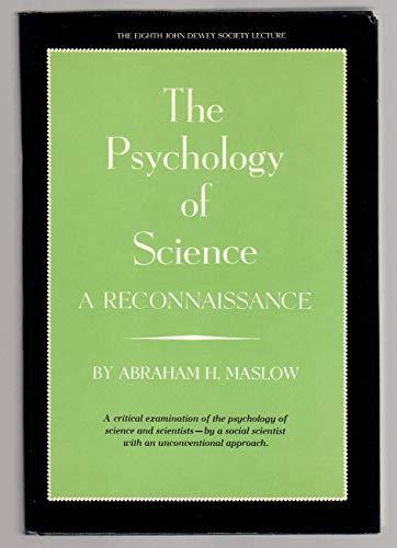 9780060341459: Psychology of Science (J.Dewey Society)