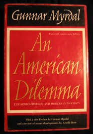 9780060345907: An American Dilemma: The Negro Problem and Modern Democracy, 20th Anniversary Edition