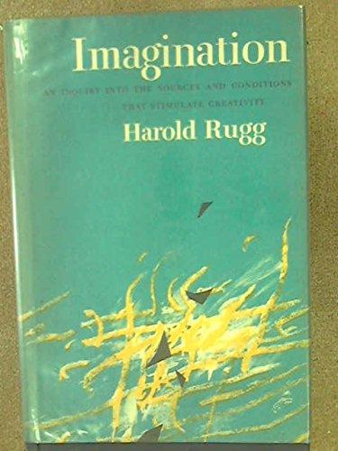 9780060357603: Imagination