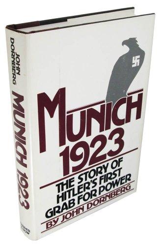 9780060380250: Munich 1923