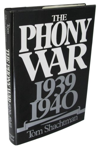 9780060380366: The Phony War: 1939-1940