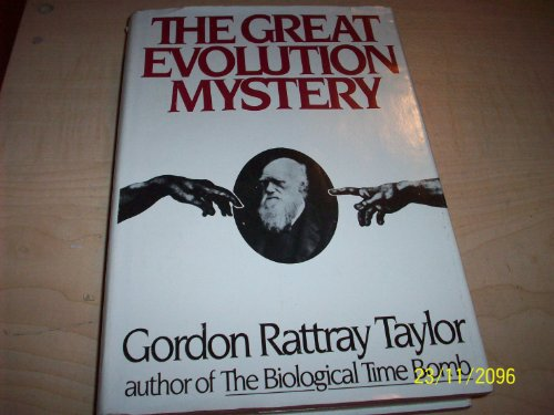 9780060390136: The Great Evolution Mystery