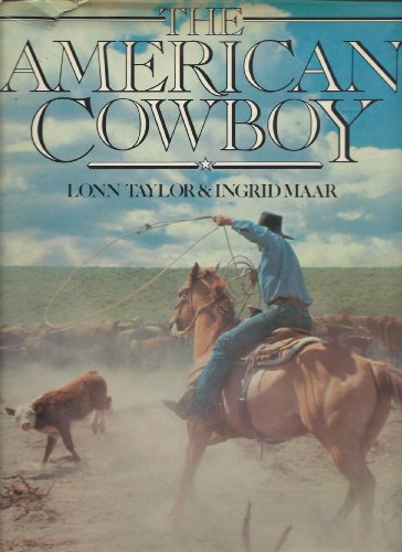 9780060390266: The American Cowboy