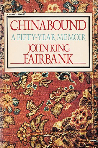9780060390280: Chinabound: A Fifty Year Memoir
