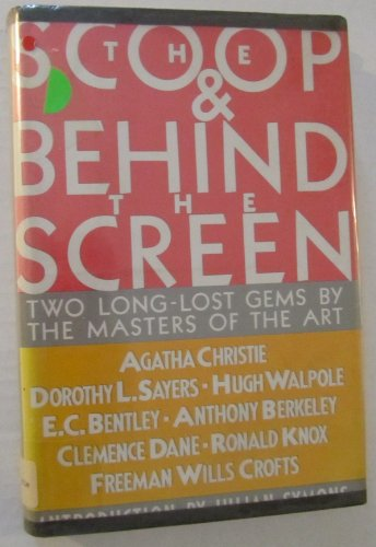 9780060390303: The Scoop and Behind the Screen