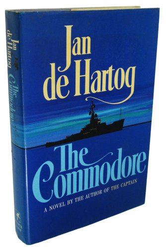9780060390419: The Commodore: A Novel of the Sea