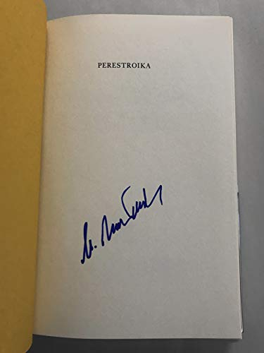 9780060390853: Perestroika: New Thinking for Our Country and the World