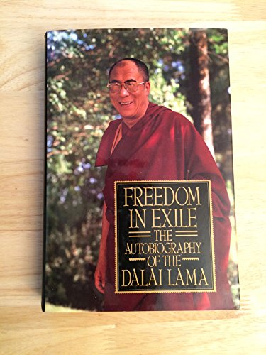 FREEDOM IN EXILE the Autobiogrpahy of the Dalai Lama