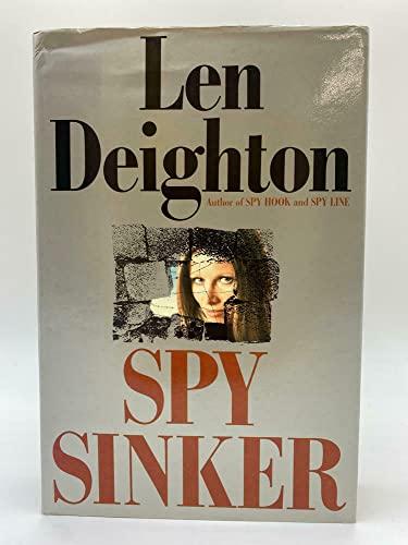9780060391188: Spy Sinker: A Novel