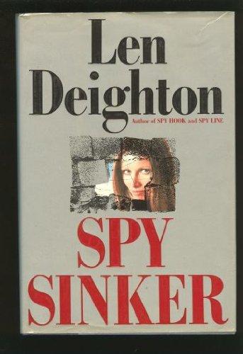 9780060391188: Spy Sinker