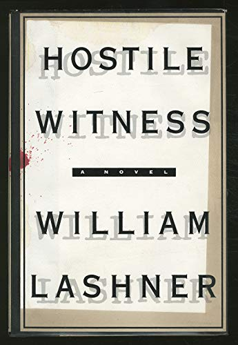 9780060391461: Hostile Witness: A Novel