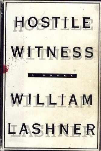 9780060391461: Hostile Witness: A Novel