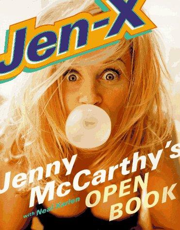 9780060392338: Jen-X: Jenny McCarthy's Open Book