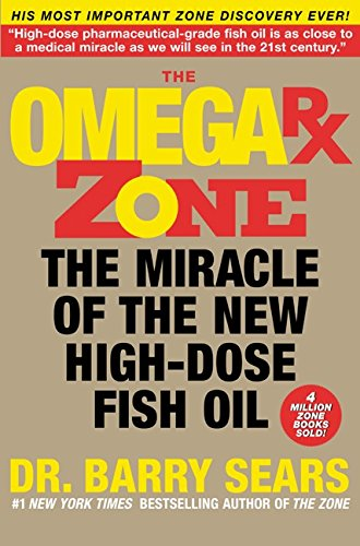 9780060393137: The Omega Rx Zone: The Miracle of the New High-Dose Fish Oil