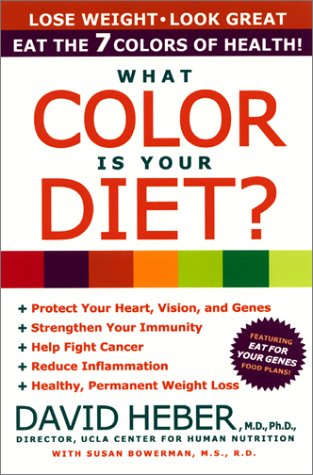 9780060393793: What Color Is Your Diet?: The 7 Colors of Health