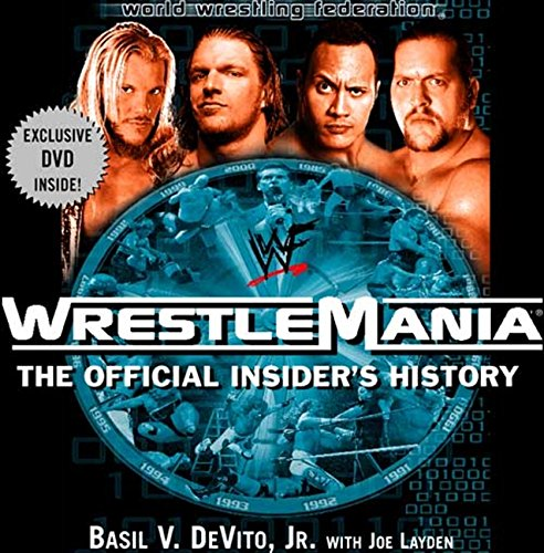 9780060393878: WWF WrestleMania: (with Free DVD)
