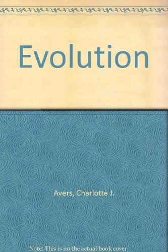 9780060403980: Evolution