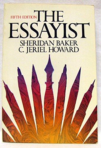 9780060404413: The Essayist