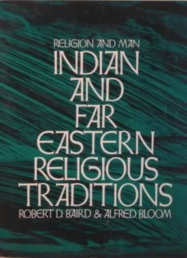 9780060404482: Indian and Far Eastern Religious Traditions