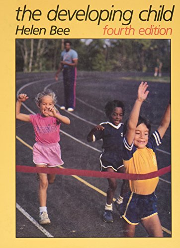 9780060405779: The Developing Child, 4th Edition