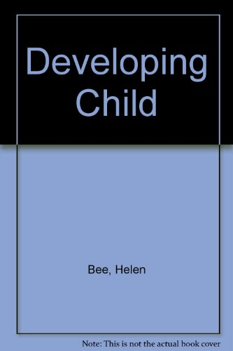 9780060405793: The Developing Child