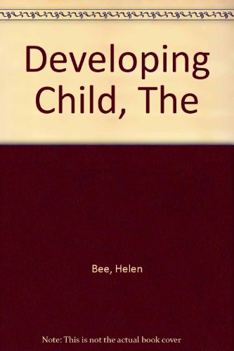 9780060405823: The developing child