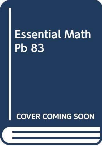 9780060405915: Essential Math Pb 83