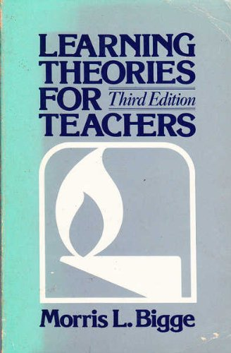 9780060406721: Learning Theories for Teachers