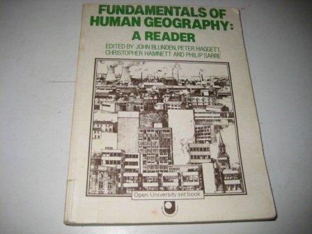 9780060407858: Fundamentals Of Human Geography: A Reader
