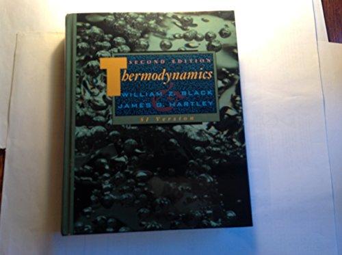 9780060407995: Thermodynamics Si Version