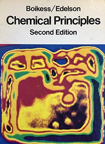 Chemical Principles: Edward Edelson; Robert