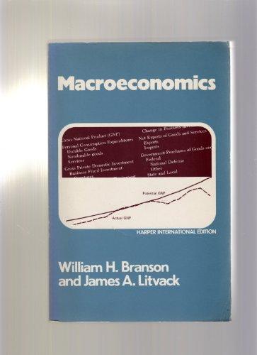 9780060409340: Macroeconomics