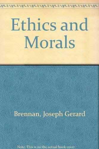 9780060409456: Ethics and Morals