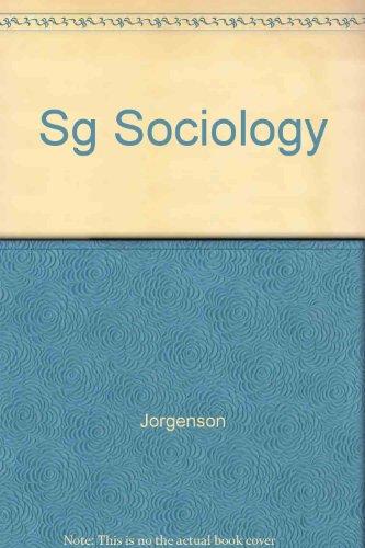 9780060409678: Sg Sociology