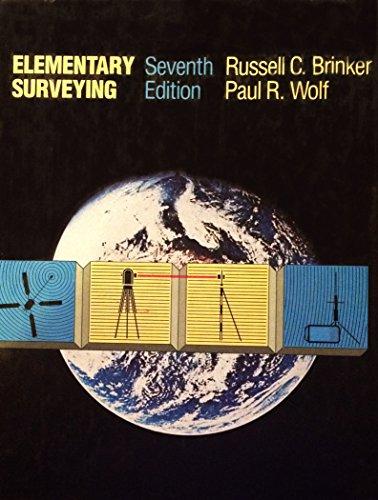 9780060409821: Elementary Surveying