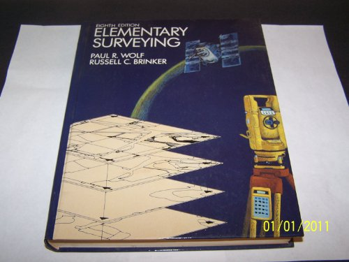 9780060410131: Elementary Surveying