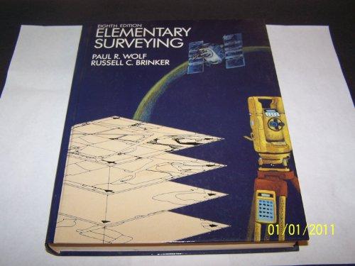 9780060410131: Elementary Surveying