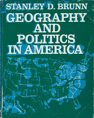 9780060410186: Geography and Politics in America (Harper & Row series in geography)